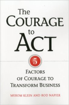 Courage to Act